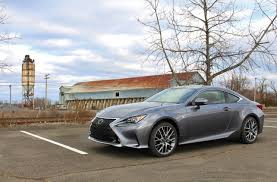 2015 lexus rc 350 f sport review less is more 2015 lexus rc350 f sport limited slip