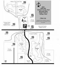 Gunpowder Falls State Park Map by Outdoor Destinations Around Louisville