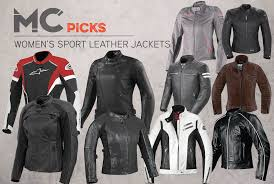 armored leather motorcycle jacket new women u0027s leather motorcycle jackets motorcyclist