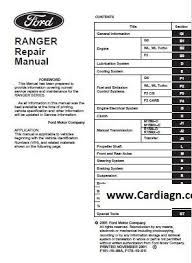 download car manuals pdf free 2001 ford th nk navigation system 2001 2003 ford ranger service repair manual pdf online download