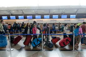 which airports have fastest and slowest wi fi and mobile downloads