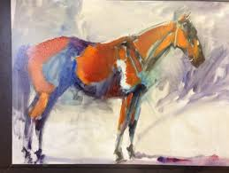 9 how to paint horses part 2 basic horse painting step by step
