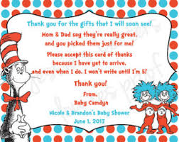 gift card baby shower poem dr suess baby shower raffle instant