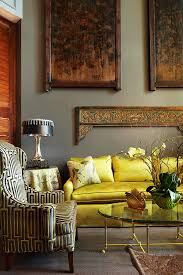 Yellow Chairs For Sale Design Ideas Antique Sideboard Side Rail Used As Wall Decor Patina Green
