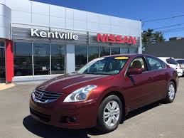 nissan altima 2016 special edition used 2011 nissan altima 2 5 special edition in kentville used