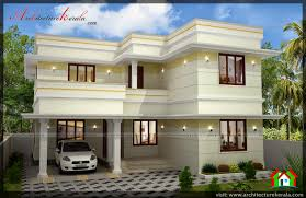 four bedroom house plan kerala style house plan