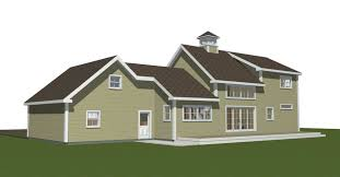 farmhouse style house plans eclectic farmhouse style house plan the ryegate