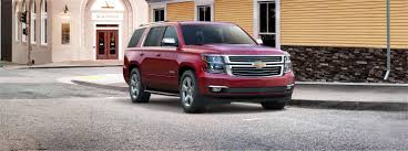 the history and evolution of the chevy tahoe