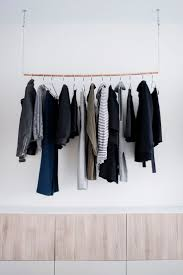 Hanging Clothes Rack From Ceiling Best 25 Scandinavian Clothes Racks Ideas On Pinterest