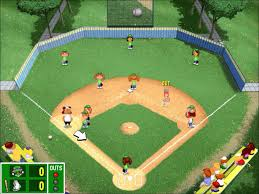 backyard baseball league pc tournament game 1 part 1 ronny