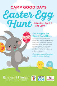 camp good days easter egg hunt kids out and about rochester