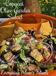 a restaurant favorite at home olive garden salad