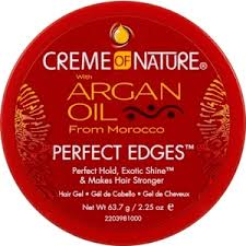 gel argan creme of nature with argan edges hair gel cvs