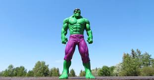 free photo incredible hulk superhero green free image