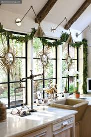 Kitchen Windows Decorating 260 Best Window Decorations Images On Pinterest Decor