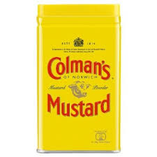 colman s mustard colman s mustard powder 4 ounce mustard spices and