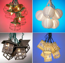 String Light Inspirations for Outdoor Decorating