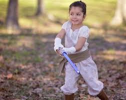 Star Wars Toddler Halloween Costumes Rey Costume Etsy