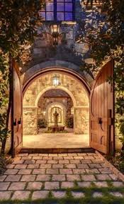 Home Courtyard Love The Stone And The Roof Cobblestone Courtyard Too Dream