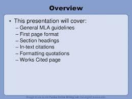 sheet templates modern language association cover sheet mla format ppt