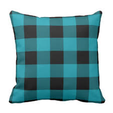 black and turquoise pillows decorative u0026 throw pillows zazzle