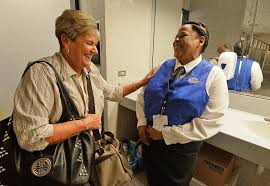 Bathroom Attendant Jobs Airport Restroom Attendants Welcome To Charlotte Here U0027s A Paper