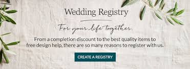 best places to make a wedding registry registry top reasons to create a registry pottery barn