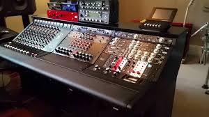 Audio Studio Desk by Custom Studio Desk Youtube