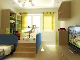 Beautiful Kids Bedroom Idea With Adorable Sunlight Came From - Interior design for teenage bedrooms