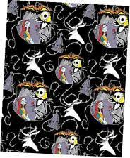 disney the nightmare before throw blanket fleece with a