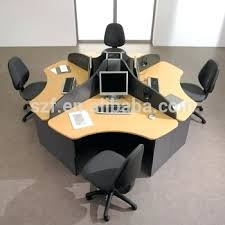 small round office table desk contemporary office desk half circle office table round