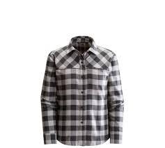 Black And White Plaid Shirt Womens W U0027s L S Spotter Shirt Black Diamond Gear
