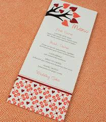 7 best wedding menu images on pinterest wedding menu template