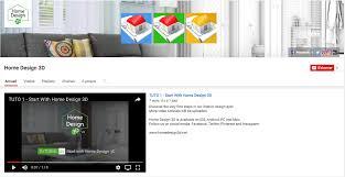 Home Design 3d Pour Pc Gratuit Home Design 3d Est Enfin Sur Youtube Et Instagram Homedesign3d Net