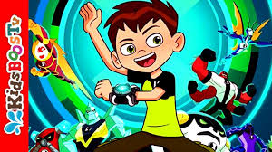 ben 10 coloring pages ben tennyson learning colors kids
