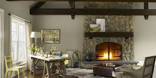 Room Fireplace by 11 Incredibly Cozy Rooms With Fireplaces Photos Huffpost