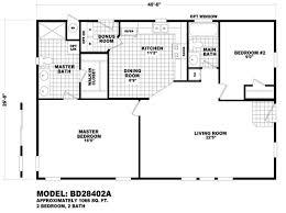 builder floor plans floor plan bd 28462a builder series homes by cavco
