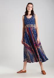 maxi kjoler derhy melba maxikjoler marine dame tøj kjoler d rd521c0ap k11
