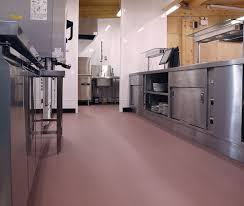 Commercial Kitchen Flooring Options Commercial Kitchens Polyflor Canada Inc