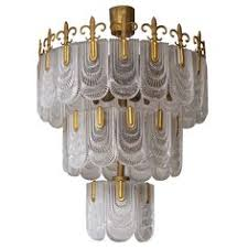Japanese Chandeliers A Fashionable Cottage Renovation In Sydney Deco Chandelier