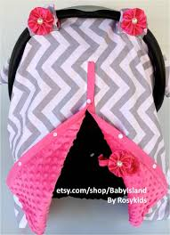 Pink Car Seat Canopy by 45 Off Baby Car Seat Canopy Baby Infant Car Seat Canopy Cover