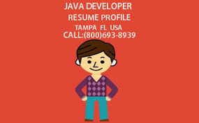 Pl Sql Developer Resume Sample by Resume Sample Java Developer Profile Java Developer Resume Java