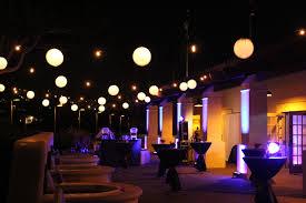 string lights chinese lanterns night to remember djs