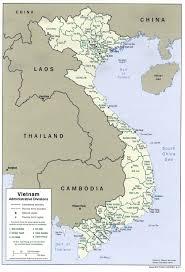 Maps Cu Vietnam Maps
