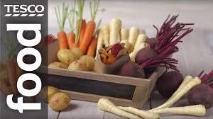 Roots Vegetable Crisps - how to make vegetable crisps tesco food youtube