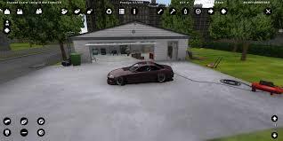 Just Garages Virtual Stance Works Outdoors Garage