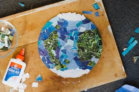 hello wonderful 12 beautiful earth day art projects for kids