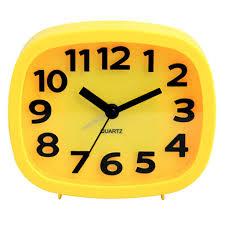 horloge bureau jhbj réveil réveil de chevet de l étudiant horloge de bureau pour