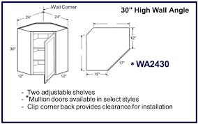 Kitchen Wall Corner Cabinet Kitchen Corner Cabinets Builders One