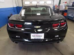 2012 chevrolet camaro pre owned 2012 chevrolet camaro 2lt 2d coupe in wolcott a2753